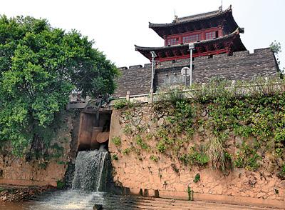 赣州之最:福寿沟——世界上现存最早的城市地下排水系统