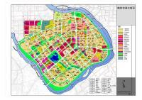 赣州市章江新区楼盘地块 地块图 高清图(2)