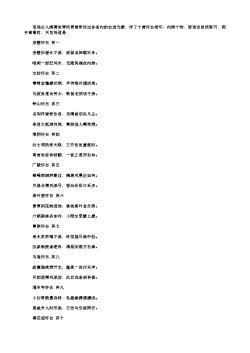 红楼梦第五十一回 薛小妹新编怀古诗 胡庸医乱用虎狼药