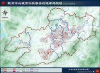 《赣州中心城市公共服务设施布局规划(2014-2030)》(公示稿)-公共设施用地规划图