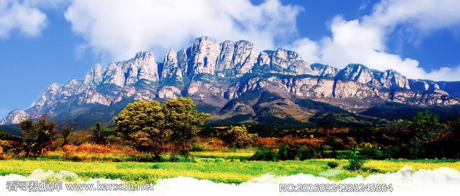 世界地质公园-庐山风景