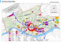 赣州市凤岗片区控制性详细规划-公共服务设施体系规划图