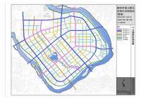 赣州市章江新区交通组织规划图