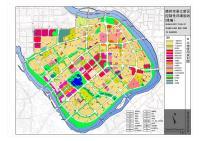 赣州市章江新区土地使用规划