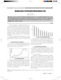 我国商业银行专利权质押贷款发展现状分析