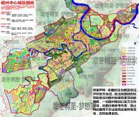 赣州中心城区图纸(超清晰非官方版)