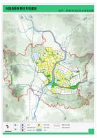 兴国县高中总体布局规划图