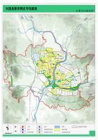兴国县近期建设布局规划图