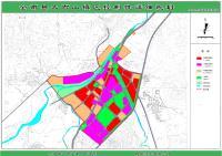 全南县大吉山镇控制性详细规划 11镇区土地开发强度图